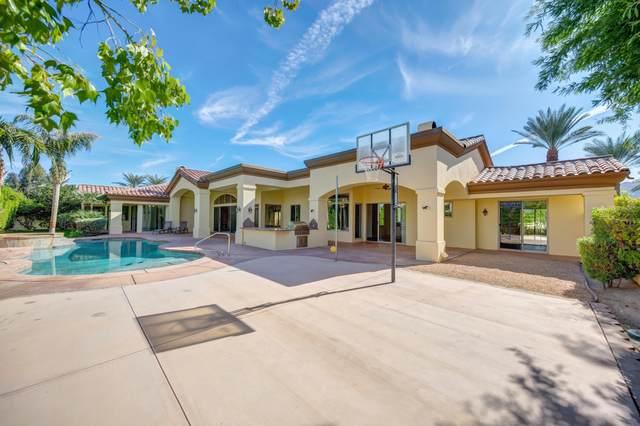16 Villaggio Place, Rancho Mirage, CA 92270 (#219052707) :: The Pratt Group