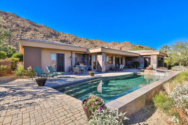 49687 Canyon View Drive, Palm Desert, CA 92260 (MLS #219054505) :: The Sandi Phillips Team