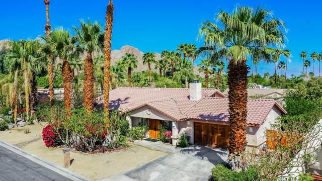 42505 Rancho Mirage Lane, Rancho Mirage, CA 92270 (MLS #219060444) :: The John Jay Group - Bennion Deville Homes