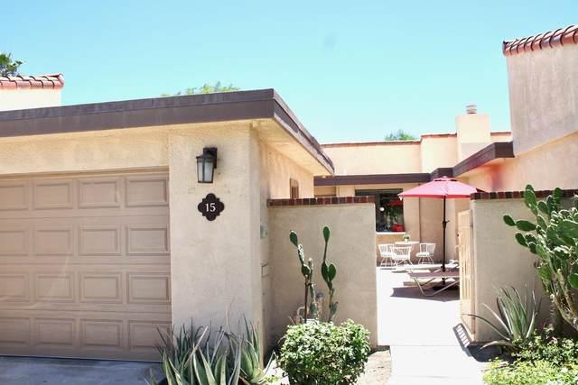 15 Valencia Drive, Rancho Mirage, CA 92270 (MLS #219063263) :: Hacienda Agency Inc