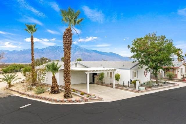 69525 Dillon Road #21, Desert Hot Springs, CA 92241 (MLS #219067612) :: Mark Wise | Bennion Deville Homes