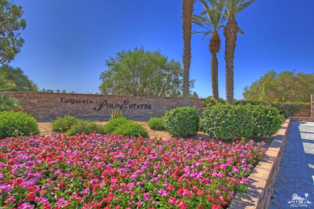 2 Vista Montana Road, La Quinta, CA 92253 (MLS #218011514) :: The John Jay Group - Bennion Deville Homes
