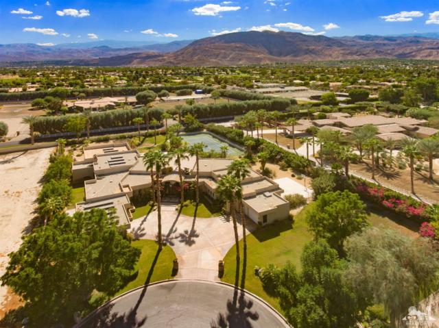 1 Shakespear, Rancho Mirage, CA 92270 (MLS #218026882) :: The John Jay Group - Bennion Deville Homes