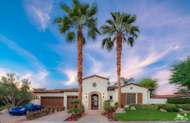 76308 Via Chianti, Indian Wells, CA 92210 (MLS #218030762) :: The Jelmberg Team