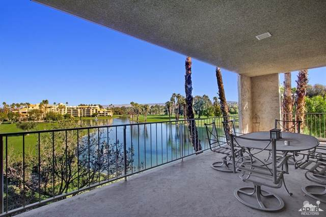 900 Island Drive Drive #302, Rancho Mirage, CA 92270 (MLS #219004923) :: The John Jay Group - Bennion Deville Homes