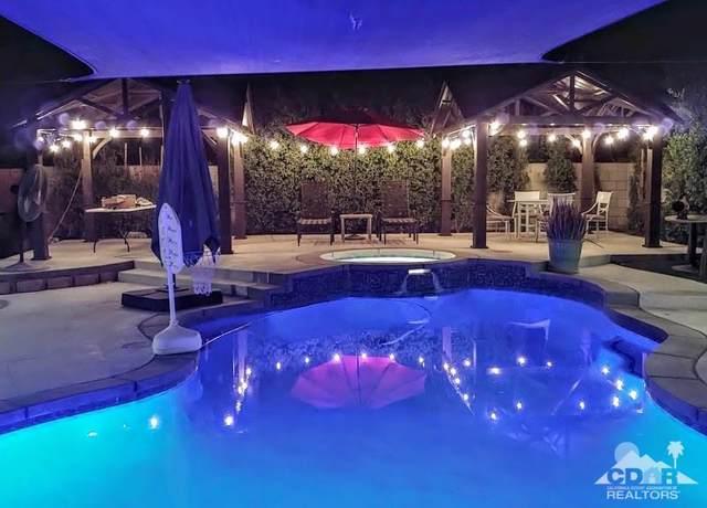72876 Sierra Vista Road, Palm Desert, CA 92260 (MLS #219016001) :: The Sandi Phillips Team
