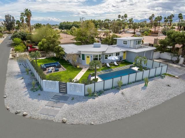 2860 N De Anza Road, Palm Springs, CA 92262 (MLS #219045959) :: The John Jay Group - Bennion Deville Homes