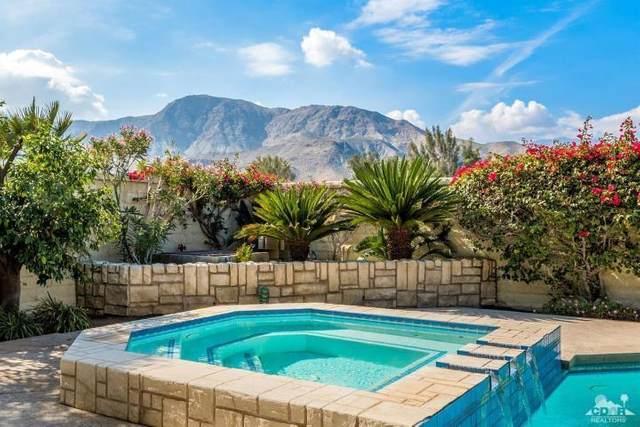 74 Mayfair Drive, Rancho Mirage, CA 92270 (MLS #219046585) :: The Sandi Phillips Team