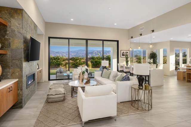 9 Siena Vista Court, Rancho Mirage, CA 92270 (MLS #219046862) :: The John Jay Group - Bennion Deville Homes