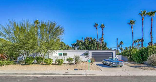 300 N Orchid Tree Lane, Palm Springs, CA 92262 (MLS #219053393) :: The Sandi Phillips Team