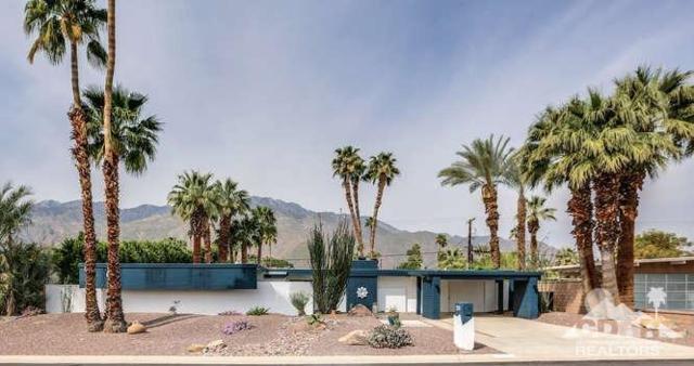 235 N Michelle Road, Palm Springs, CA 92262 (MLS #219009177) :: Hacienda Group Inc