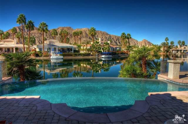 47585 Via Montessa, La Quinta, CA 92253 (MLS #219021061) :: The John Jay Group - Bennion Deville Homes