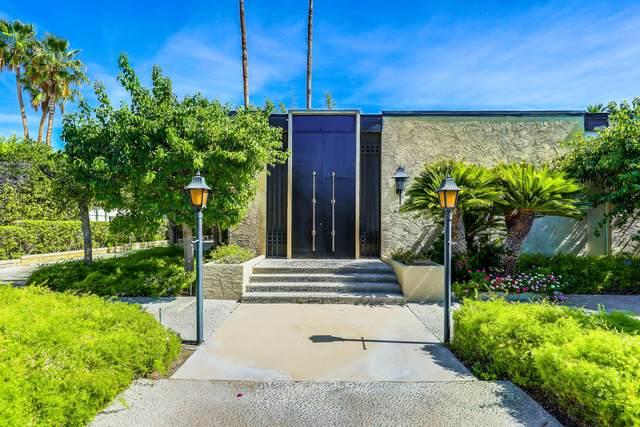 350 W Via Lola, Palm Springs, CA 92262 (MLS #219042541) :: Mark Wise | Bennion Deville Homes