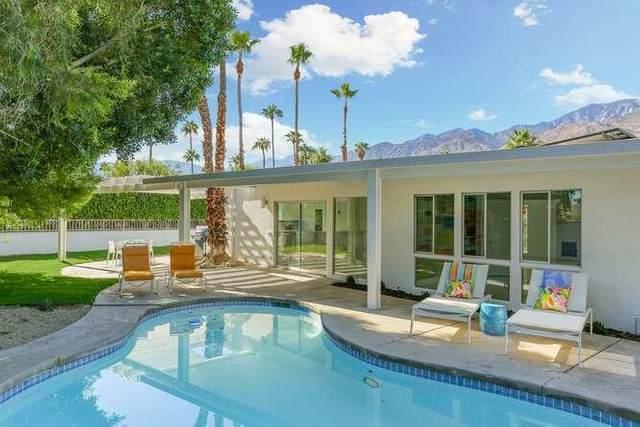 300 N Orchid Tree Lane, Palm Springs, CA 92262 (MLS #219053393) :: The Jelmberg Team