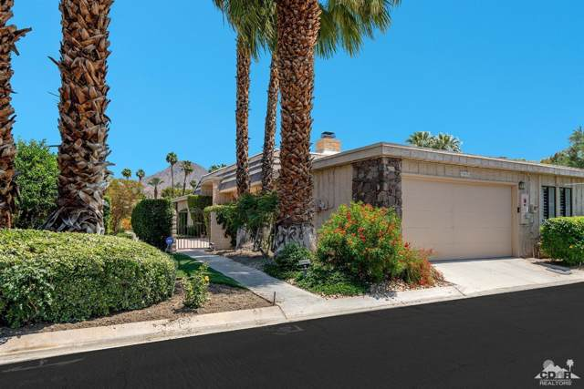 74975 Chateau Circle, Indian Wells, CA 92210 (MLS #219015829) :: The John Jay Group - Bennion Deville Homes