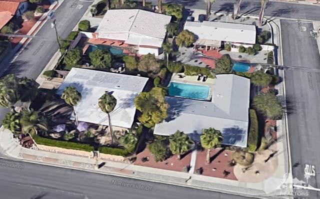 1220 N Riverside Drive, Palm Springs, CA 92264 (MLS #219020911) :: Brad Schmett Real Estate Group