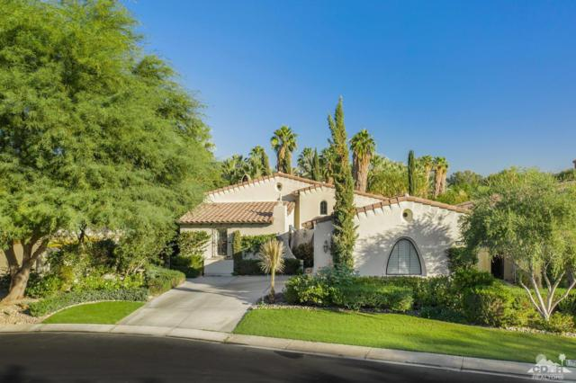 80662 Via Glorieta, La Quinta, CA 92253 (MLS #218030944) :: Hacienda Group Inc