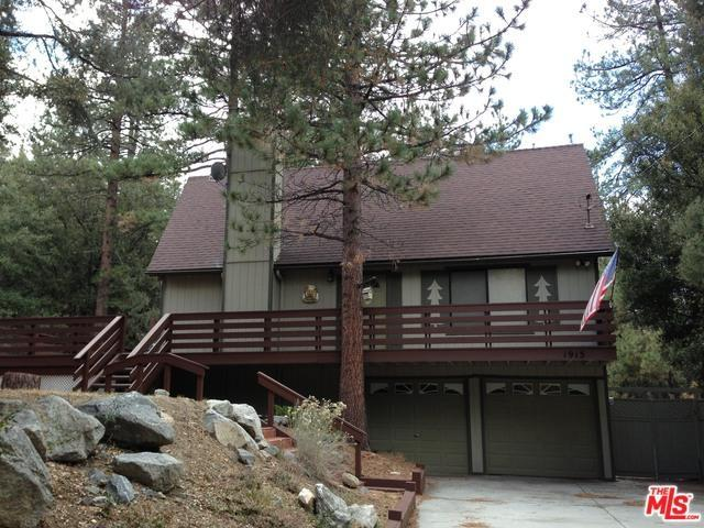 1913 Teton Way, Pine Mountain Club, CA 93222 (MLS #15924415) :: Team Wasserman