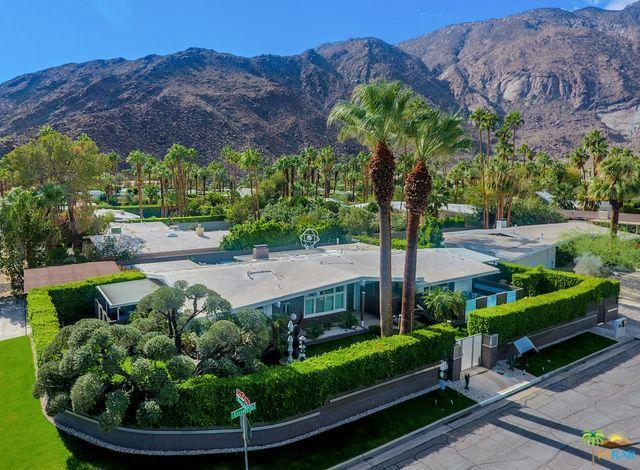 611 W Leisure Way, Palm Springs, CA 92262 (MLS #16176806PS) :: Brad Schmett Real Estate Group