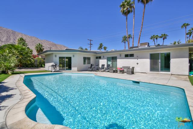 841 E Sunny Dunes Road, Palm Springs, CA 92264 (MLS #17190058PS) :: Brad Schmett Real Estate Group