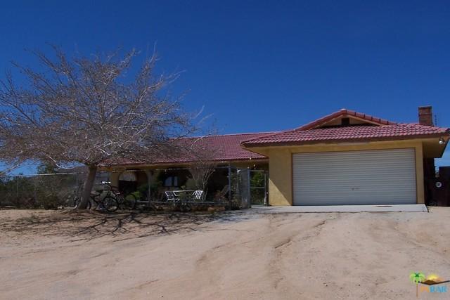 3978 Bonair Road, Joshua Tree, CA 92252 (MLS #17207906PS) :: The John Jay Group - Bennion Deville Homes
