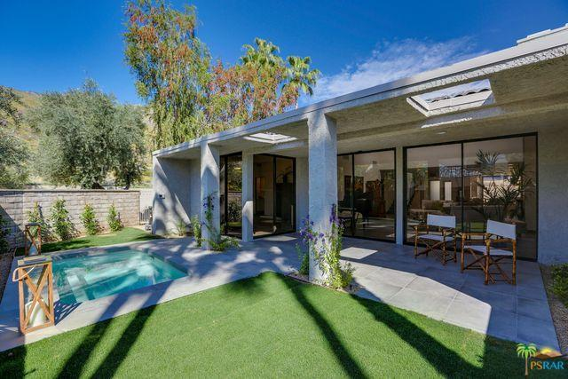 147 E Perlita Circle, Palm Springs, CA 92264 (MLS #17213078PS) :: Brad Schmett Real Estate Group