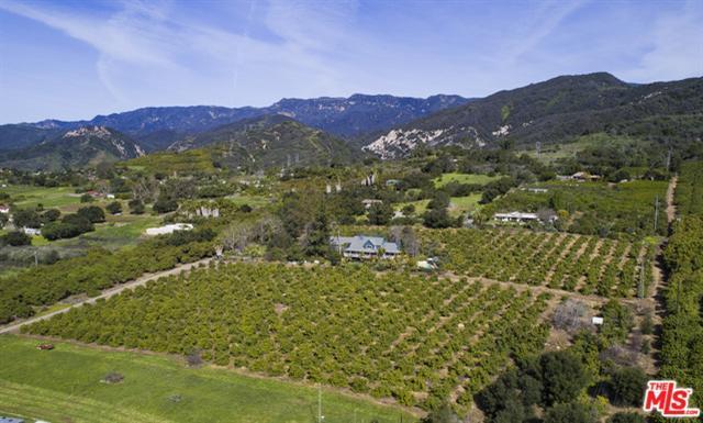 7244 Gobernador Canyon Road, Carpinteria, CA 93013 (MLS #17215234) :: The John Jay Group - Bennion Deville Homes