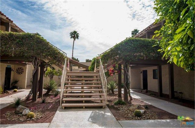 451 E Via Carisma #64, Palm Springs, CA 92264 (MLS #17220908PS) :: Brad Schmett Real Estate Group