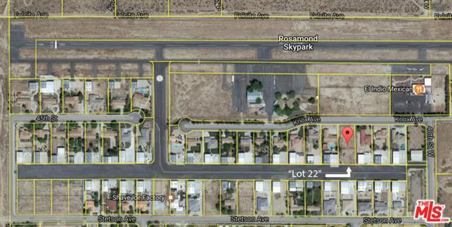 4100 Knox Avenue, Rosamond, CA 93560 (MLS #17221362) :: Hacienda Group Inc