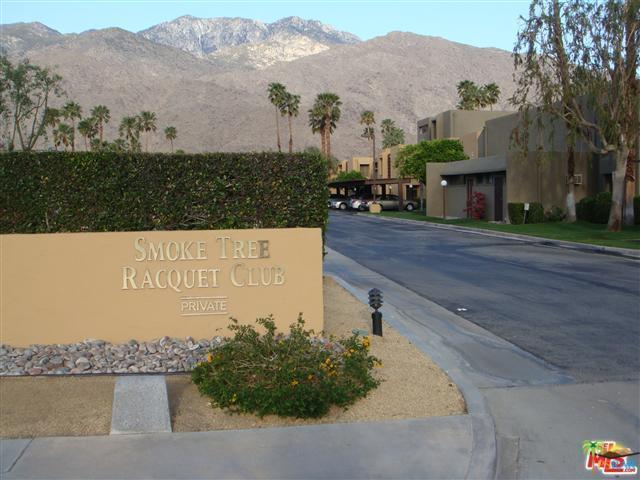 1655 E Palm Canyon Drive #105, Palm Springs, CA 92264 (MLS #17222096PS) :: Brad Schmett Real Estate Group