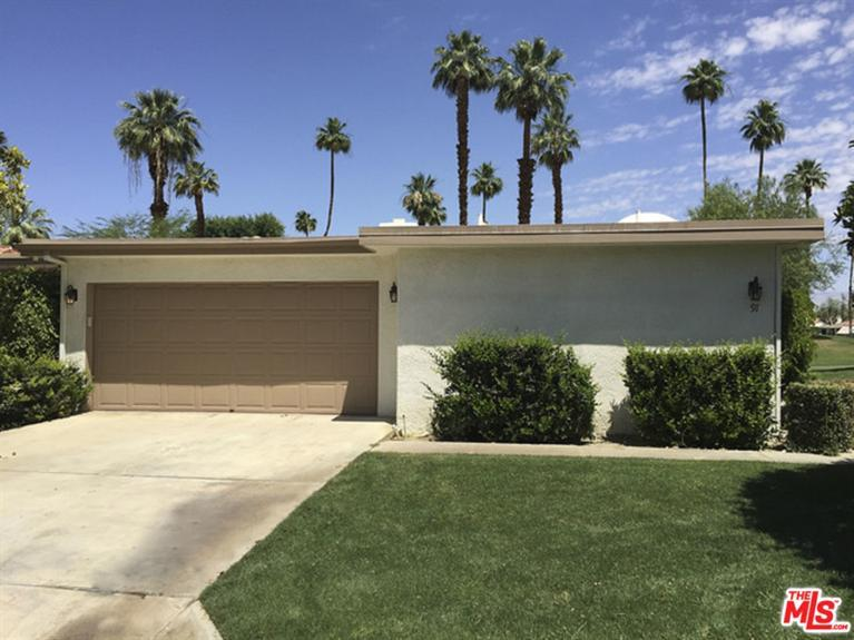 91 Torremolinos Drive, Rancho Mirage, CA 92270 (MLS #17236030) :: The John Jay Group - Bennion Deville Homes