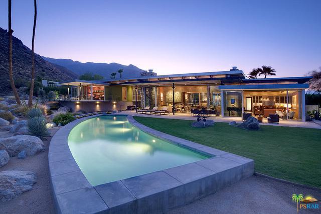 1019 W Cielo Drive, Palm Springs, CA 92262 (MLS #17265880PS) :: Brad Schmett Real Estate Group