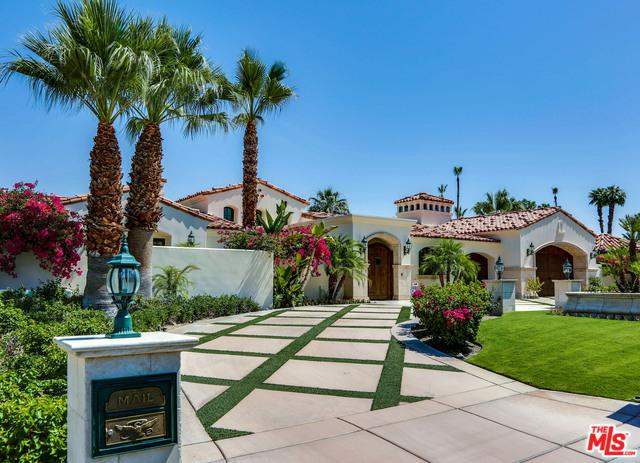 71084 Tamarisk Lane, Rancho Mirage, CA 92270 (MLS #17268534) :: Hacienda Group Inc