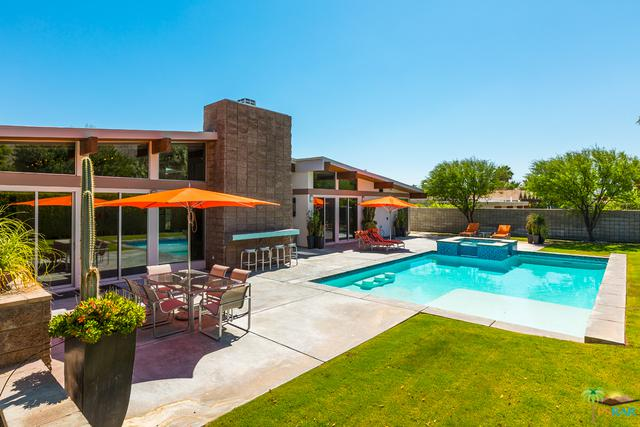 1765 Royal Palm Court, Palm Springs, CA 92262 (MLS #17272546PS) :: The John Jay Group - Bennion Deville Homes