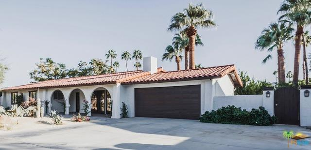 2939 E Via Vaquero Road, Palm Springs, CA 92262 (MLS #17278356PS) :: Brad Schmett Real Estate Group