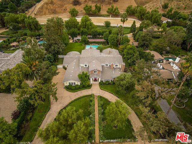 23738 Long Valley Road, Hidden Hills, CA 91302 (MLS #17278934) :: The John Jay Group - Bennion Deville Homes