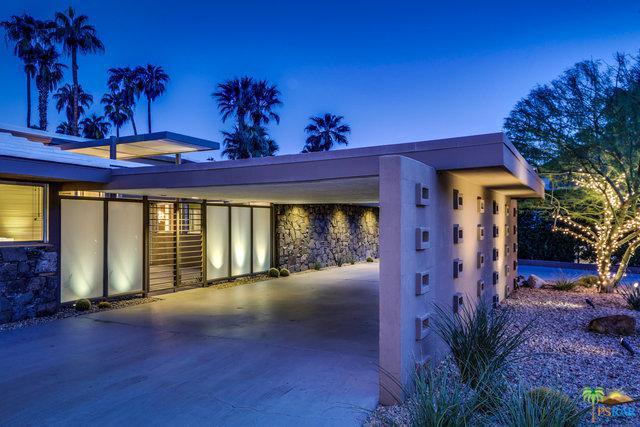 1166 N Vista Vespero, Palm Springs, CA 92262 (MLS #17279266PS) :: The John Jay Group - Bennion Deville Homes