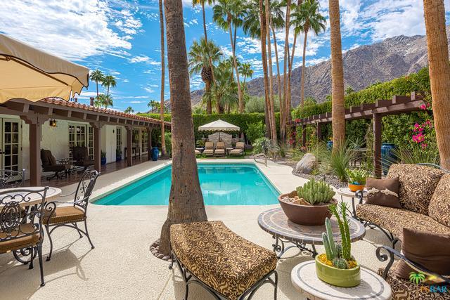 1143 N Rose Avenue, Palm Springs, CA 92262 (MLS #17279714PS) :: Brad Schmett Real Estate Group