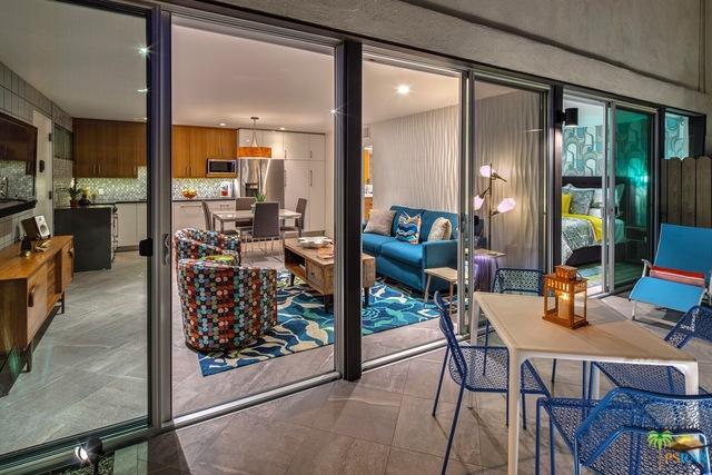 1111 E Palm Canyon Drive #108, Palm Springs, CA 92264 (MLS #17280144PS) :: Brad Schmett Real Estate Group