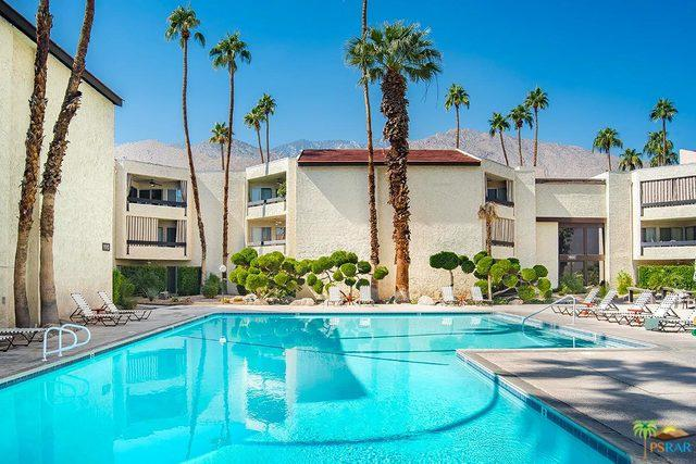 1550 S Camino Real #224, Palm Springs, CA 92264 (MLS #17280622PS) :: Brad Schmett Real Estate Group
