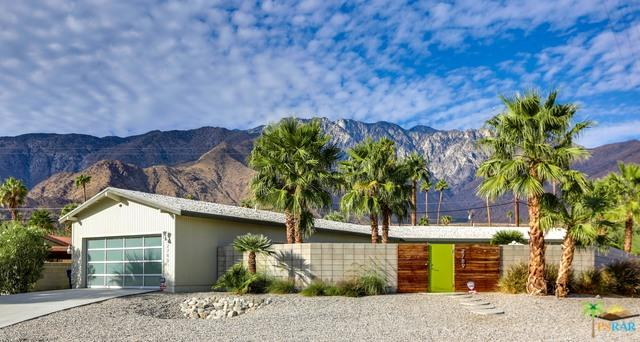 2789 N Junipero Avenue, Palm Springs, CA 92262 (MLS #17281916PS) :: Brad Schmett Real Estate Group