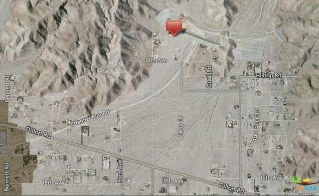 0 Terry Drive, Desert Hot Springs, CA 92240 (MLS #17282608PS) :: Team Michael Keller Williams Realty