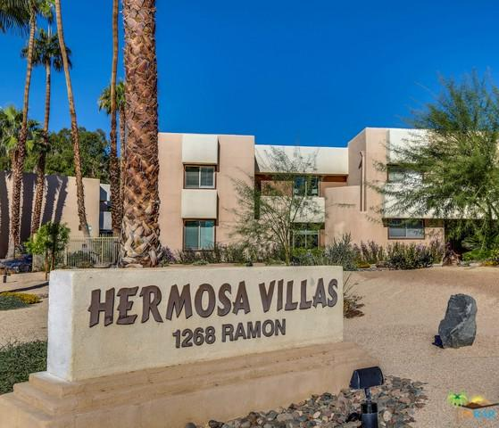 1268 E Ramon Road #56, Palm Springs, CA 92264 (MLS #17285452PS) :: The John Jay Group - Bennion Deville Homes