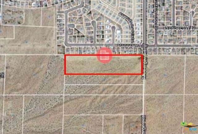 0 Mccarger Road, Desert Hot Springs, CA 92240 (MLS #17285596) :: The Sandi Phillips Team