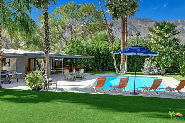780 E Paseo El Mirador, Palm Springs, CA 92262 (MLS #17286284PS) :: Brad Schmett Real Estate Group