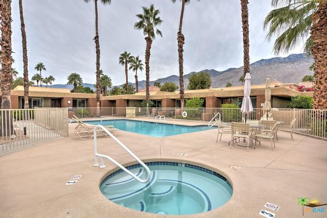 365 N Saturmino Drive #18, Palm Springs, CA 92262 (MLS #17287904PS) :: The John Jay Group - Bennion Deville Homes