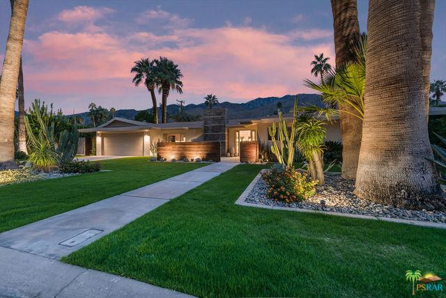 1131 S Driftwood Drive, Palm Springs, CA 92264 (MLS #17289086PS) :: Brad Schmett Real Estate Group