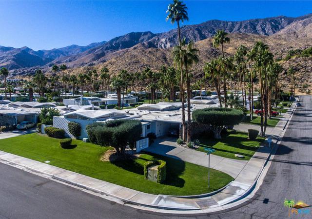 291 E Canyon Vista Drive, Palm Springs, CA 92264 (MLS #17289264PS) :: Hacienda Group Inc