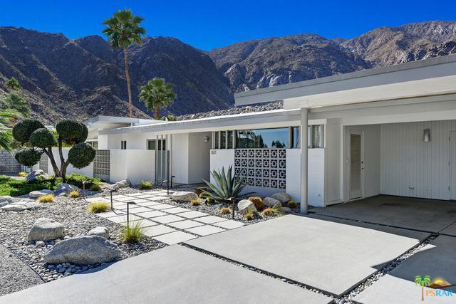 801 N Rose Avenue, Palm Springs, CA 92262 (MLS #17289442PS) :: Brad Schmett Real Estate Group