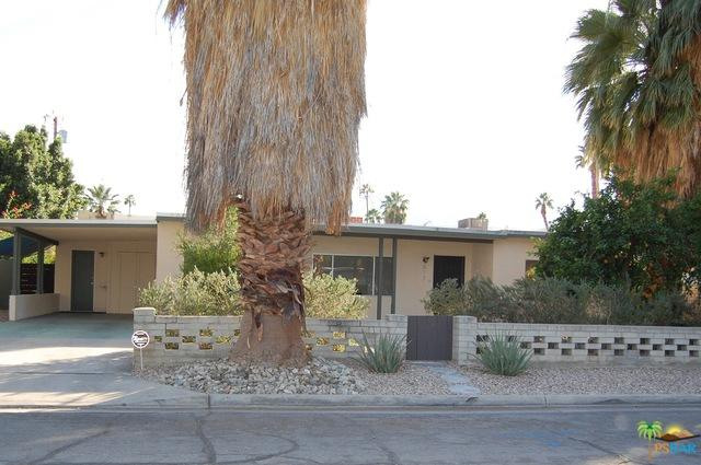 477 E Avenida Palmera, Palm Springs, CA 92264 (MLS #17289554PS) :: Brad Schmett Real Estate Group